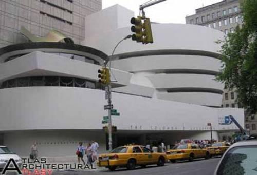 پاورپوینت موزه گوگنهام نیویورک